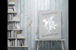 White Rabbit, Alice in Wonderland, Hurrier I Go Product Image 3