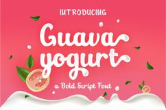 Guava Yogurt Product Image 1