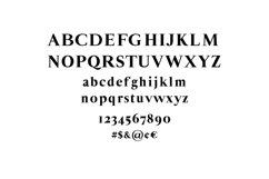 Elizea Font with 14 weights bundle Product Image 3
