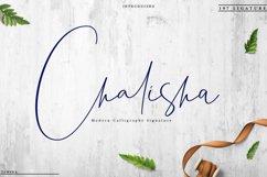 Chalisha Modern Calligraphy Product Image 1