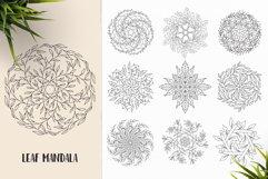 530 Vector Mandala Ornaments Bundle Product Image 20