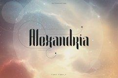 Alexandria Font Family Bonus Product Image 1