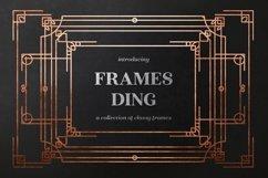 Web Font Frames Ding Product Image 1