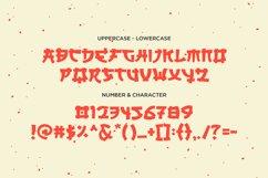 SAIKYO - Japanese Font Product Image 3