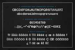 Multiverse Font Product Image 2