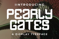 Pearly Gates Product Image 1
