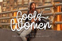 Cools Women - Beauty Handwritten Font Product Image 1