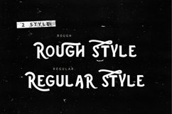 The Rustic - 2 style with special alternate! Product Image 2