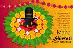 Shivling Lingam Illustration Product Image 1
