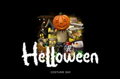 Mystery Night Helloween Font Product Image 5