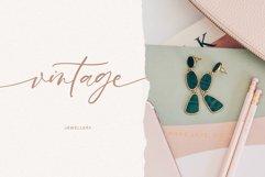 Astory // Romantic Script Product Image 6