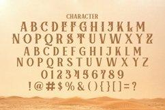 Aquero - Victorian Decorative Font Product Image 4