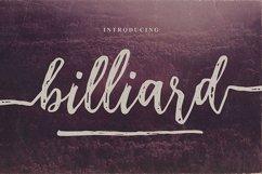 Billiard Font Duo Product Image 6