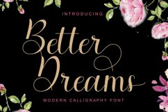 Better Dreams Product Image 1