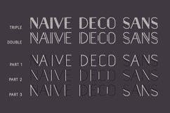 Naive Deco Sans Family Product Image 2