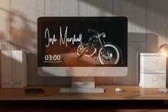 Web Font Solfeggio - Beautiful Signature Font Product Image 2