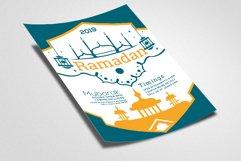Ramadan Mubarak Flyer Product Image 2