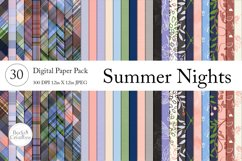 Summer Nights Paper Pack Bundle Product Image 1