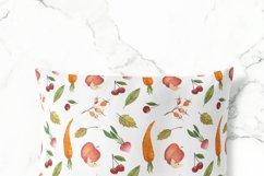 Watercolor Clipart Jam Jar Product Image 3