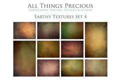 10 Fine Art Earthy Textures SET 4 Product Image 1