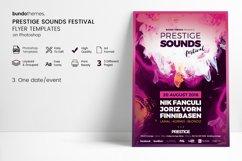 Prestige Sounds Festival Flyer Templates Product Image 2