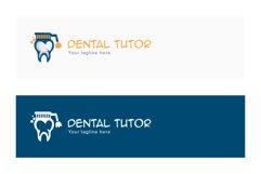 Dental Tutor - Intellectual Stock Logo Template Product Image 2