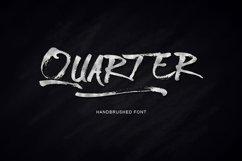 Web Font Quarter Font Product Image 1