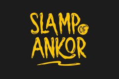 SLAMP OF ANKOR Product Image 1