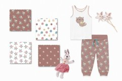 Cute kitten clipart and patterns Product Image 5