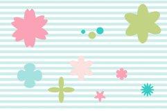 Flower Cut File Bundle Product Image 3