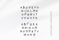 Nadoco Variable Handwritten Font Product Image 6
