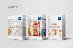 Food & Drinks Packaging Mockup Set Product Image 2