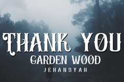 Garden Wood Product Image 6