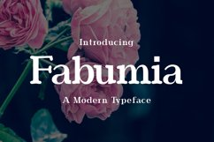 Fabumia Product Image 1