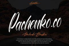 Antartika font Duo Product Image 2