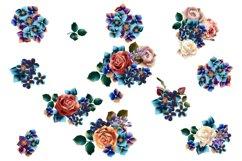 Beautiful wedding bouquets set Vol.2 Product Image 2