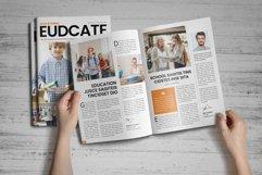 Education Magazine Brochure v1 Product Image 2
