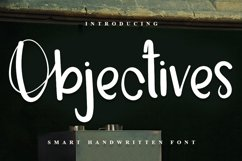 Objectives Product Image 1