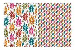 7 Autumn patterns Product Image 6