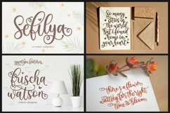 CRAFTING FONT COLLECTIONS - BUNDLE VOL.02 Product Image 4