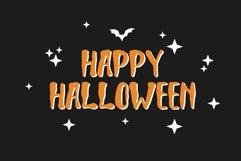 Black Hunter - Spooky Halloween font Product Image 3