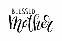 Mother SVG bundle. Mother's Day SVG Quotes Product Image 2