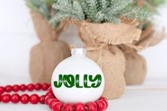 Happy Holidays - A Hand-Lettered Christmas Font Product Image 4