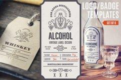 Distilling Industry: Vintage Labels Product Image 1