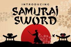 Samurai Sword  Product Image 1