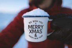 Web Font Snow Drop Product Image 2