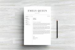 Resume Template CV Design Product Image 4