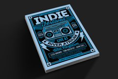 Indie Music Flyer Product Image 2