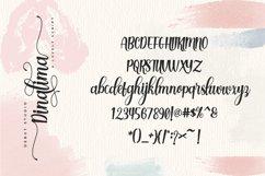 Dinalima Script Product Image 4