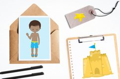 Beach Party  graphics and illustrations Product Image 4